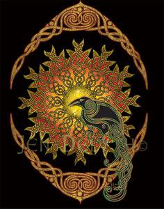 Solstice Raven