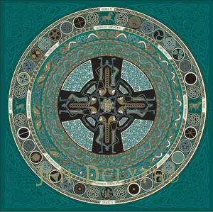 Danu Folk- Y Tylwyth Teg - Celtic Mandala